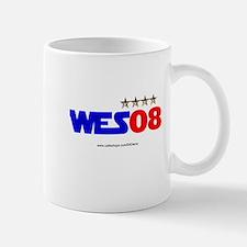 """""""Wes08"""" Small Small Mug"""