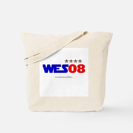 """Wes08"" Tote Bag"