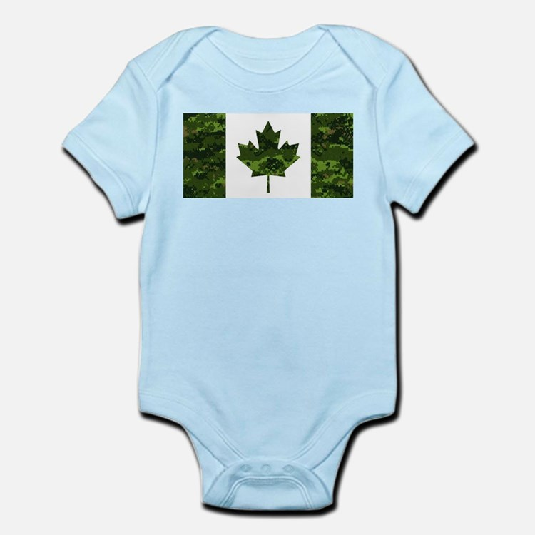 Canadian Military Baby Clothes & Gifts