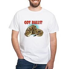 Python Snake - Got Balls Shirt