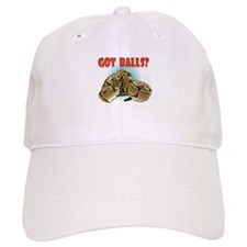 Python Snake - Got Balls Baseball Cap