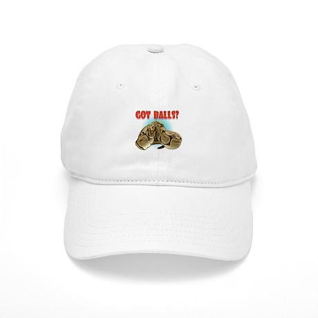 Python Snake - Got Balls Cap