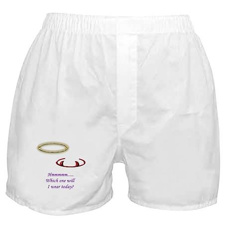 Halo Horn Boxer Shorts