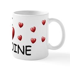 I Love Antoine - Mug
