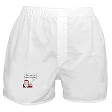Thomas 's Been Naughty Boxer Shorts