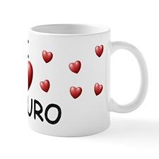 I Love Arturo - Coffee Mug