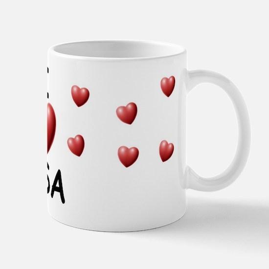 I Love Asa - Mug