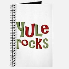 Yule Rocks Yulefest Pagan Holiday Journal