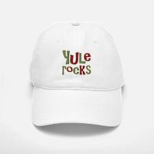 Yule Rocks Yulefest Pagan Holiday Baseball Baseball Cap