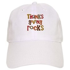 Thanksgiving Rocks Baseball Cap