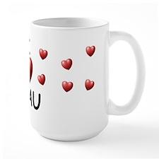 I Love Beau - Mug