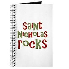 Saint Nicholas Rocks Journal