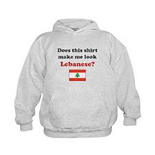 Make Me Look Lebanese Hoodie