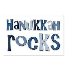 Hanukkah Rocks Postcards (Package of 8)