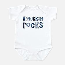 Hanukkah Rocks Infant Bodysuit