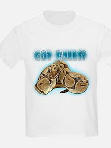 PYTHON SNAKE - GOT BALLS? II T-Shirt