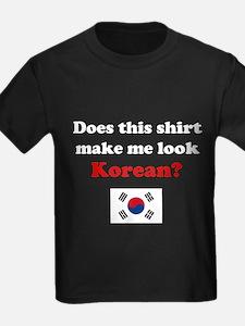 Make Me Look Korean T