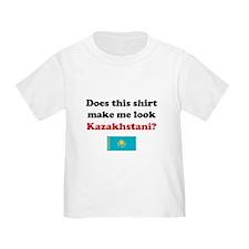 Make Me Look Kazakhstani T