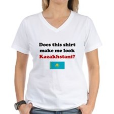 Make Me Look Kazakhstani Shirt
