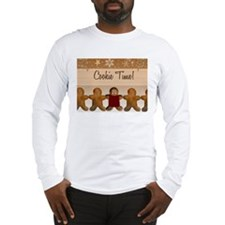 Cookie Time! Long Sleeve T-Shirt