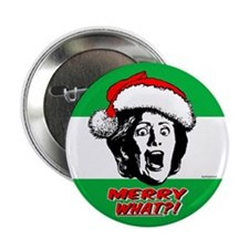 "Merry Hillary! 2.25"" Button (10 pack)"