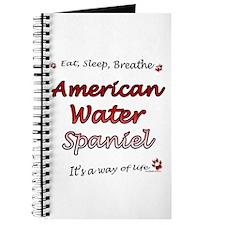 Water Spaniel Breathe Journal