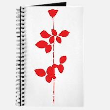 Depeche Mode Rose Journal