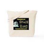 Space Band Tote Bag