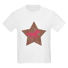 Cowgirl Horse T-Shirt
