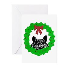 P-Beau's Christmas Greeting Cards (Pk of 10)