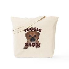 Puggle Snob Tote Bag