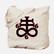 Unique Satanist Tote Bag