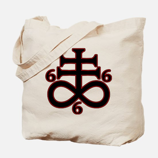 Cute 666 Tote Bag