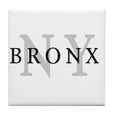 Bronx New York Tile Coaster