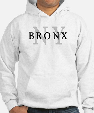 Bronx New York Jumper Hoody