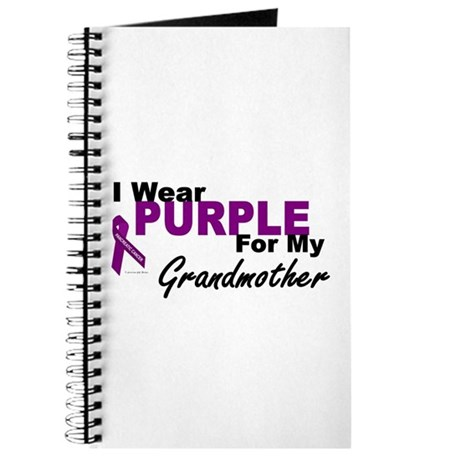 I Wear Purple For My Grandmother 3 (PC) Journal
