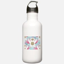 pink yeti Water Bottle