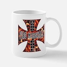 hard core fire marshal Mugs