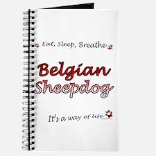 Belgian Sheep Breathe Journal