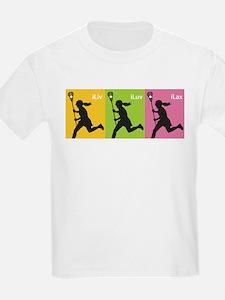 iLiv iLuv iLax T-Shirt