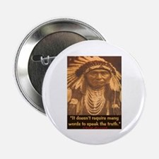 "SPEAK THE TRUTH 2.25"" Button (10 pack)"