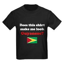 Make Me Look Guyanese T