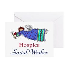 Hospice SW Angel Greeting Card