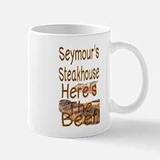 Chef Seymour Karp Mugs