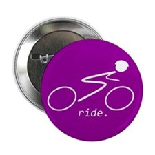 """Cute Cycle 2.25"""" Button"""