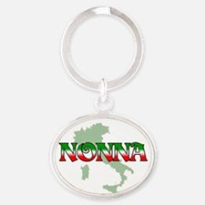 Nonna (Italian Grandmother) Keychains