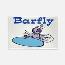 BARFLY Rectangle Magnet
