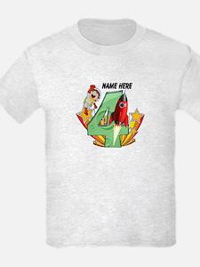 Rocket 4th Birthday T-Shirt
