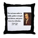Thomas Paine 17 Throw Pillow