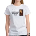 Thomas Paine 17 Women's T-Shirt